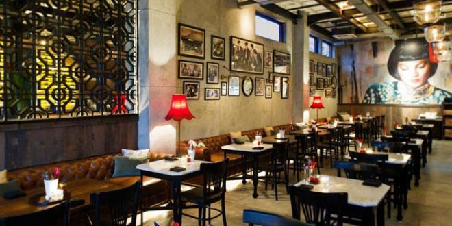 MamaSan Kitchen Bar Lounge