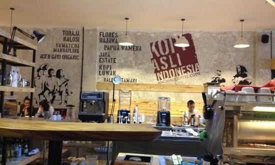 Anomali Coffee Bali