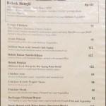 menu bebek bengil ubud