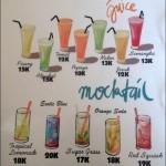 menu mangsi coffee denpasar