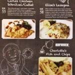 menu nanny's pavillon beachwalk bali