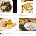 menu rayjin teppanyaki