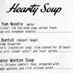 menu fat chow kuta