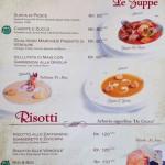 menu rosso vivo kuta bali