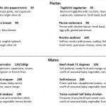 menu Ma Joly Restaurant Tuban