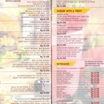 menu Patty Burger Petitenget
