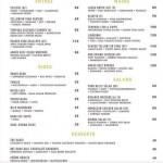 menu mantra petitenget
