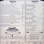 menu jendela house ubud