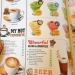 Menu My Kopi'o Cafe Denpasar