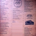 menu the junction seminyak