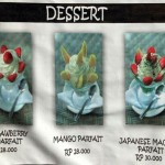 menu kakiang bakery ubud