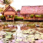 Gubuk Makan Segara Bambu - nomom bali
