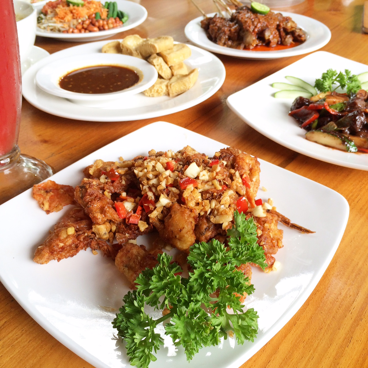 bali indonesian restaurants and food guide dining rasa