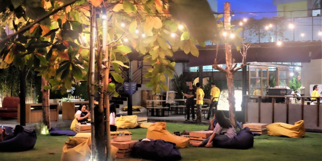 The Night Market Cafe, Denpasar