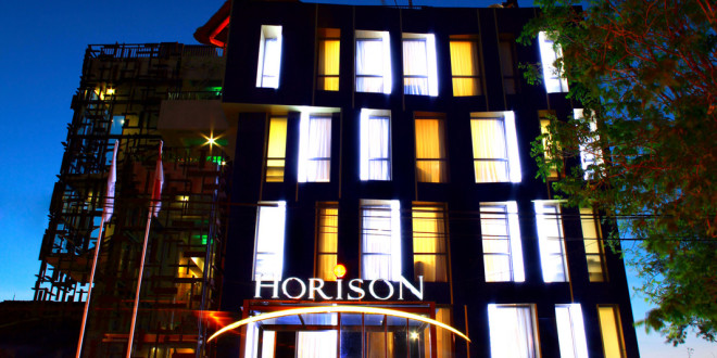 Rooftop Bar Horison Hotel Jimbaran