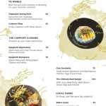 Menu Roca Restaurant Artotel Sanur
