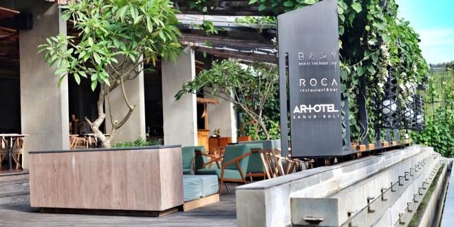 Roca Restaurant Artotel Sanur