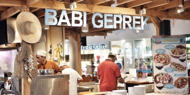 Babi Geprek Eat N Eat Beachwalk Bali
