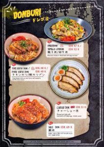 menu oko oko japanese restaurant