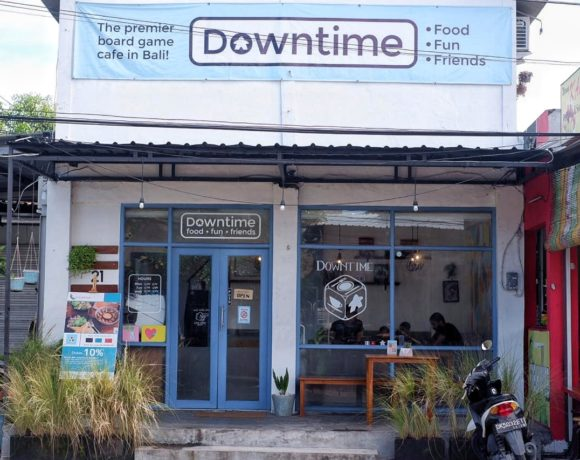 Main Door Downtime Cafe